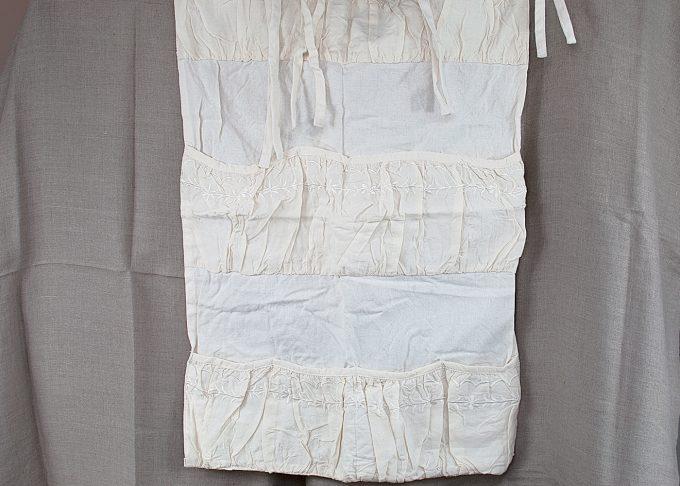 Väggförvaring i tyg med fickor | Jeanne d'Arc Living - hängande