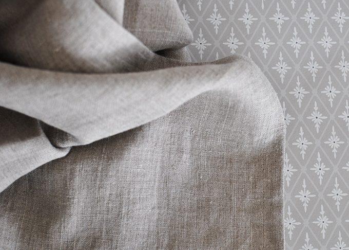 Naturfärgad badhandduk i linne 70x140cm | So Linen | Willekulla Lantlig Inredning | sida