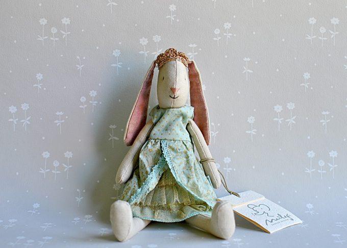Kanin prinsessa Mary | Maileg | Willekulla Lantlig Inredning | framsida