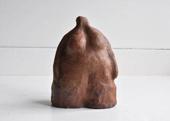 """Handgjord skulptur """"Berit""""   Egenhändigt   Willekulla Lantlig Inredning   framsida"""