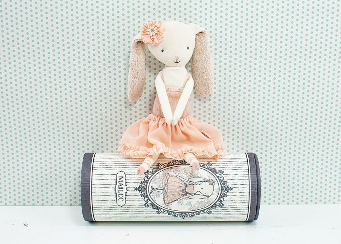 Ballerina kanin mini | Maileg | Willekulla Lantlig Inredning