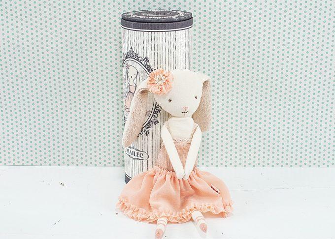 Ballerina kanin mini | Maileg | Willekulla Lantlig Inredning - helbild