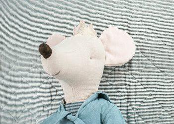 Prins mega mouse med sjömanströja | Maileg | Willekulla Lantlig Inredning